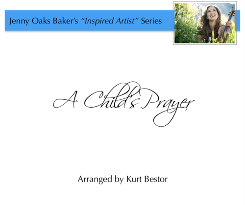 Digital Sheet Music — Jenny Oaks Baker