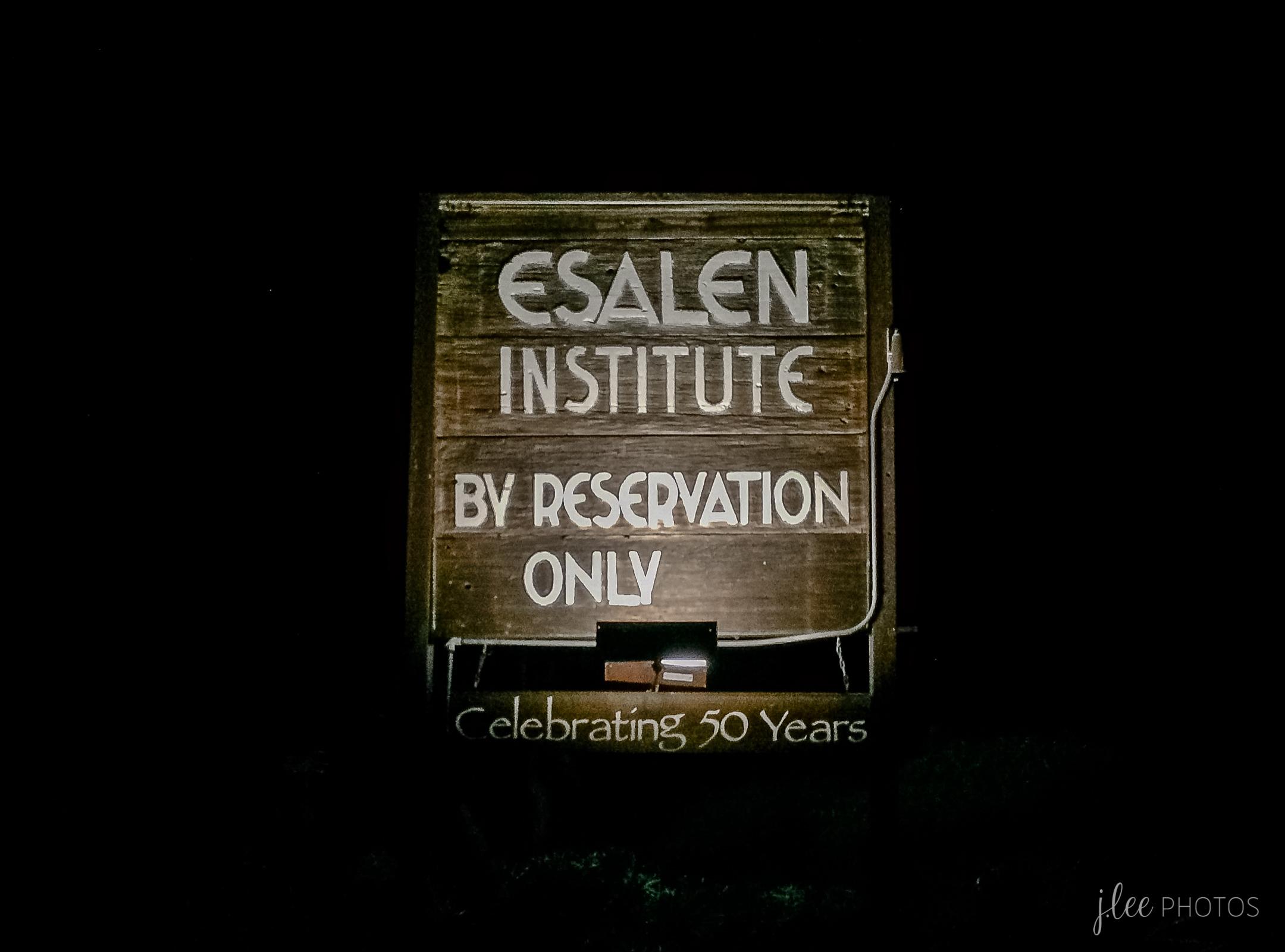 Esalen Institute Hot Springs