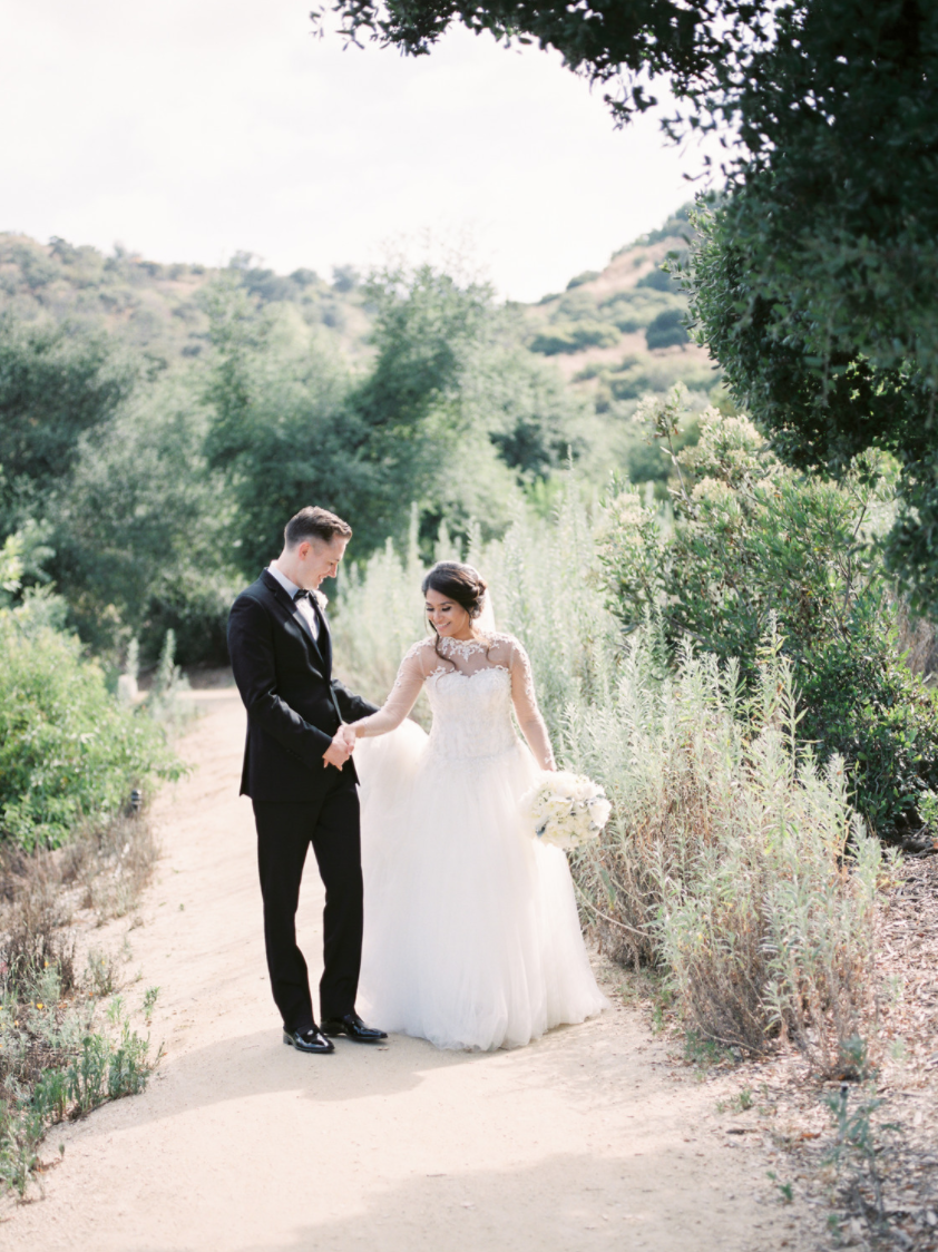 Descanso Gardens Wedding - Brian + sarah