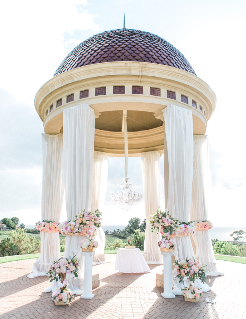Pelican Hill Resort Wedding - Assistant to jeremy chou photography