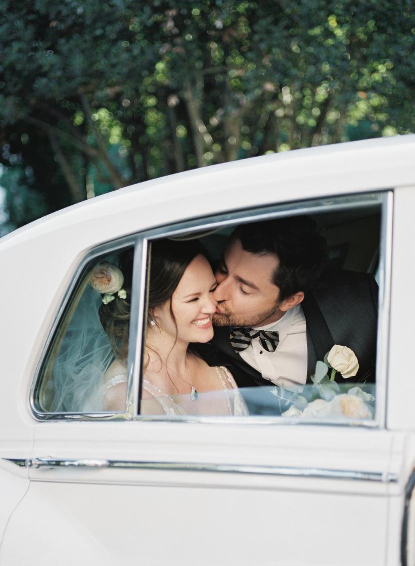 Hollywood Hills Wedding at Wattles Mansion - ALEX + CAROLYN