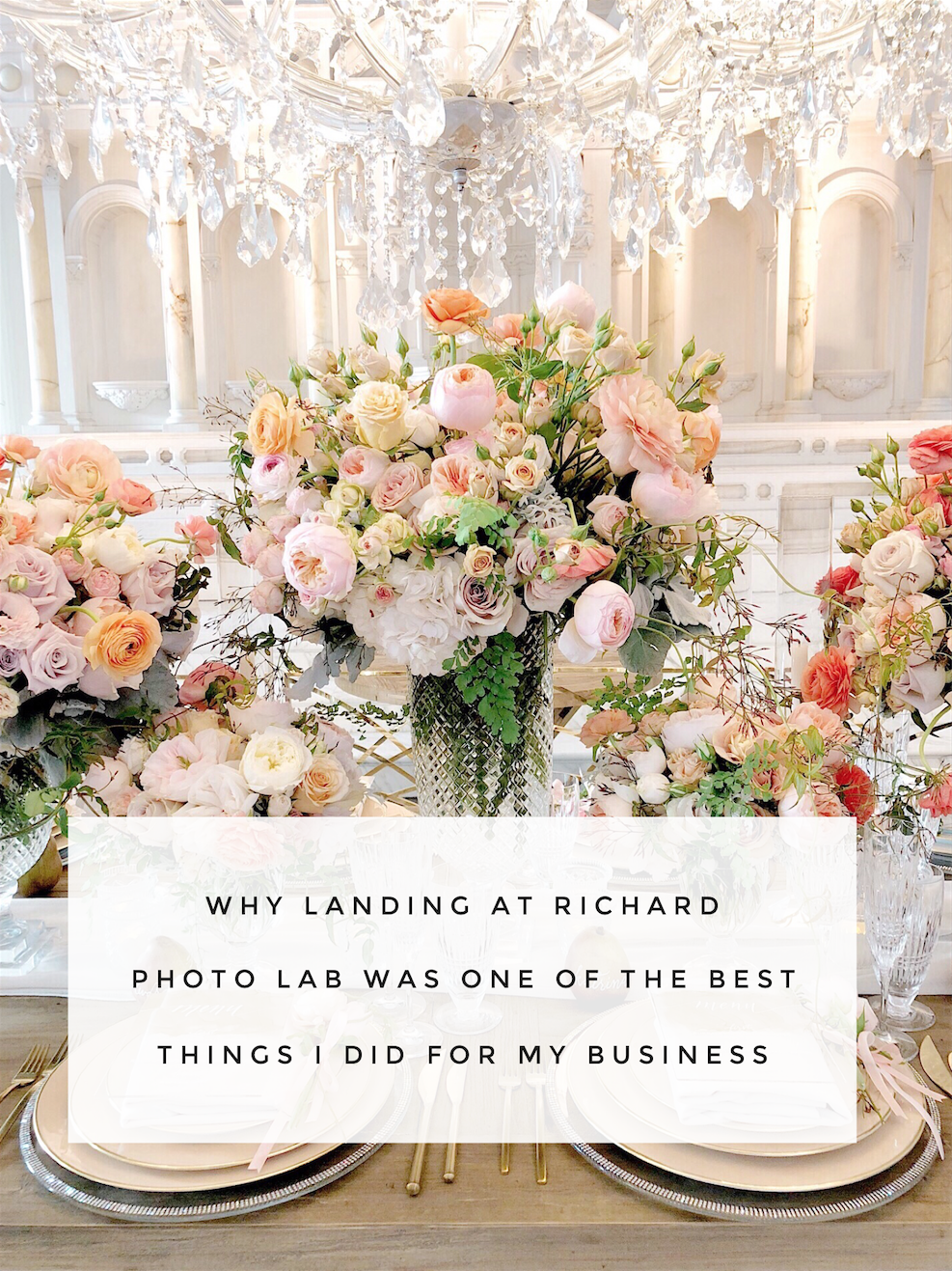 Why Richard photo Lab - For photographers