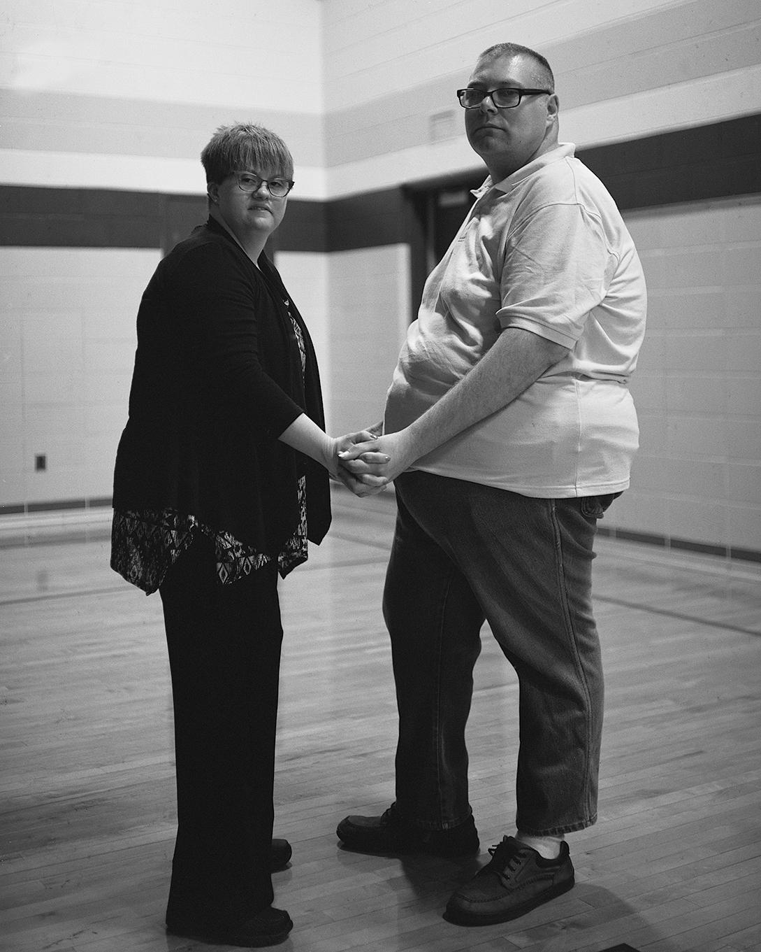 Kristin and Dennis