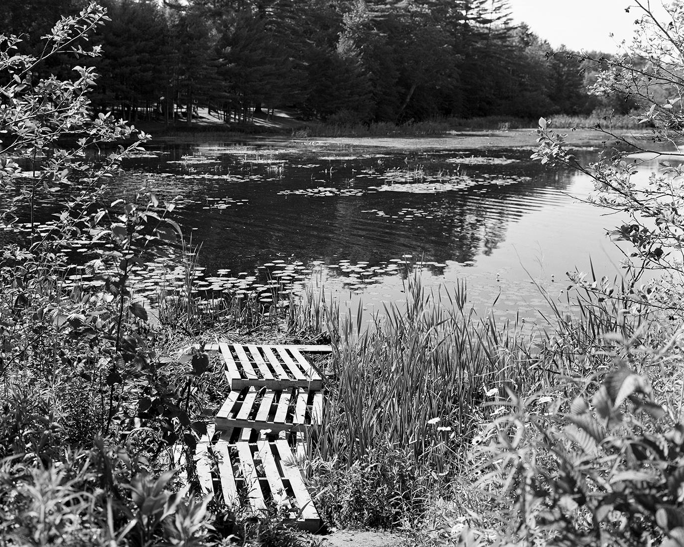 Chickawaukie Pond