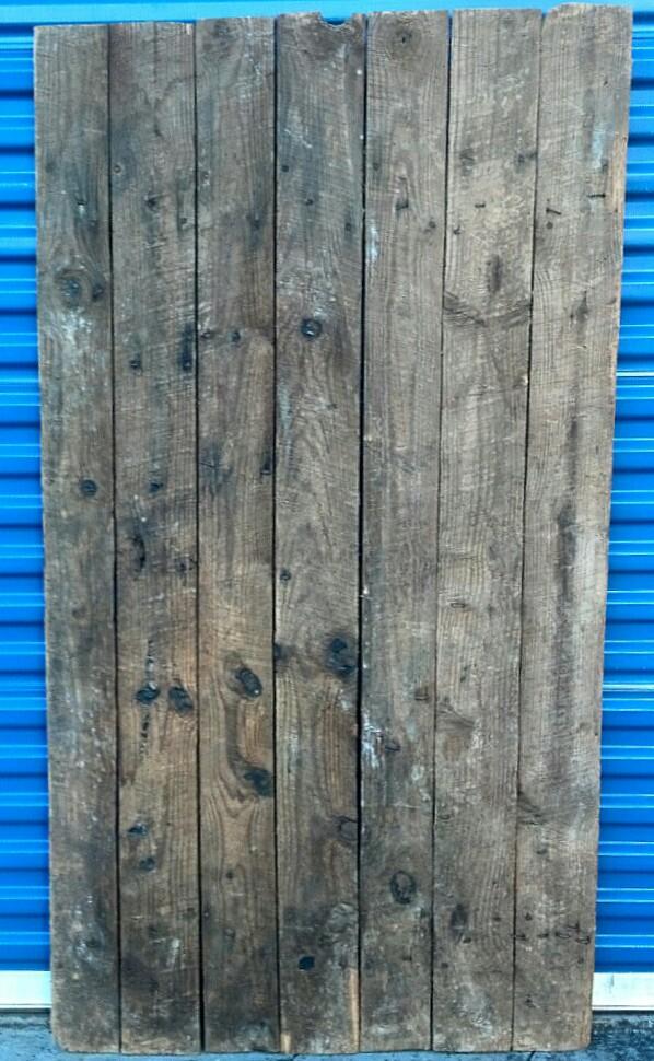 Barn Door #1 Front