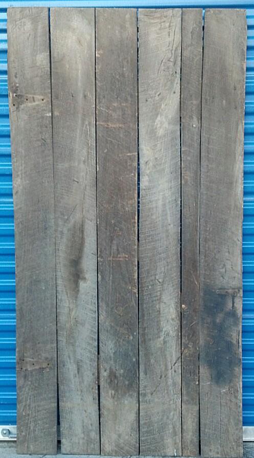 Barn Door #3 Front