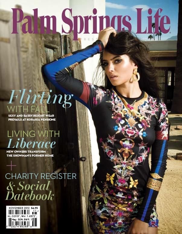 Cover: Palm Springs Life Magazine
