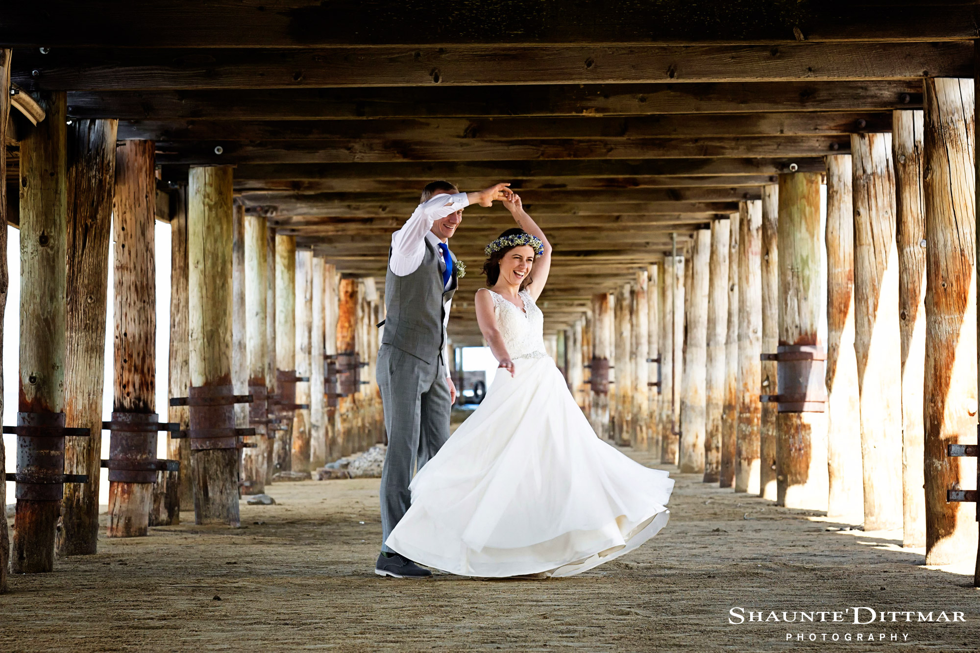 Tahoe Beach Retreat Wedding Venue