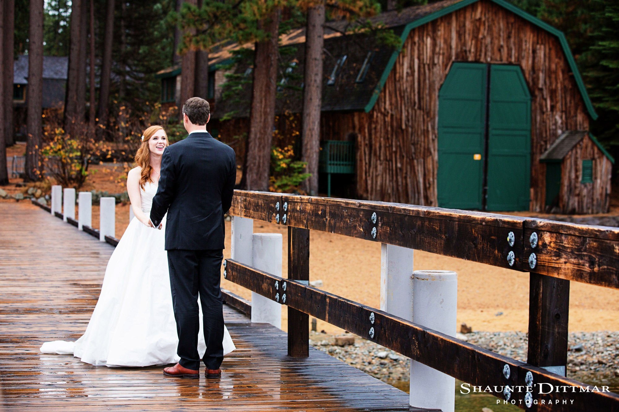 Valhalla Tahoe Wedding Venue