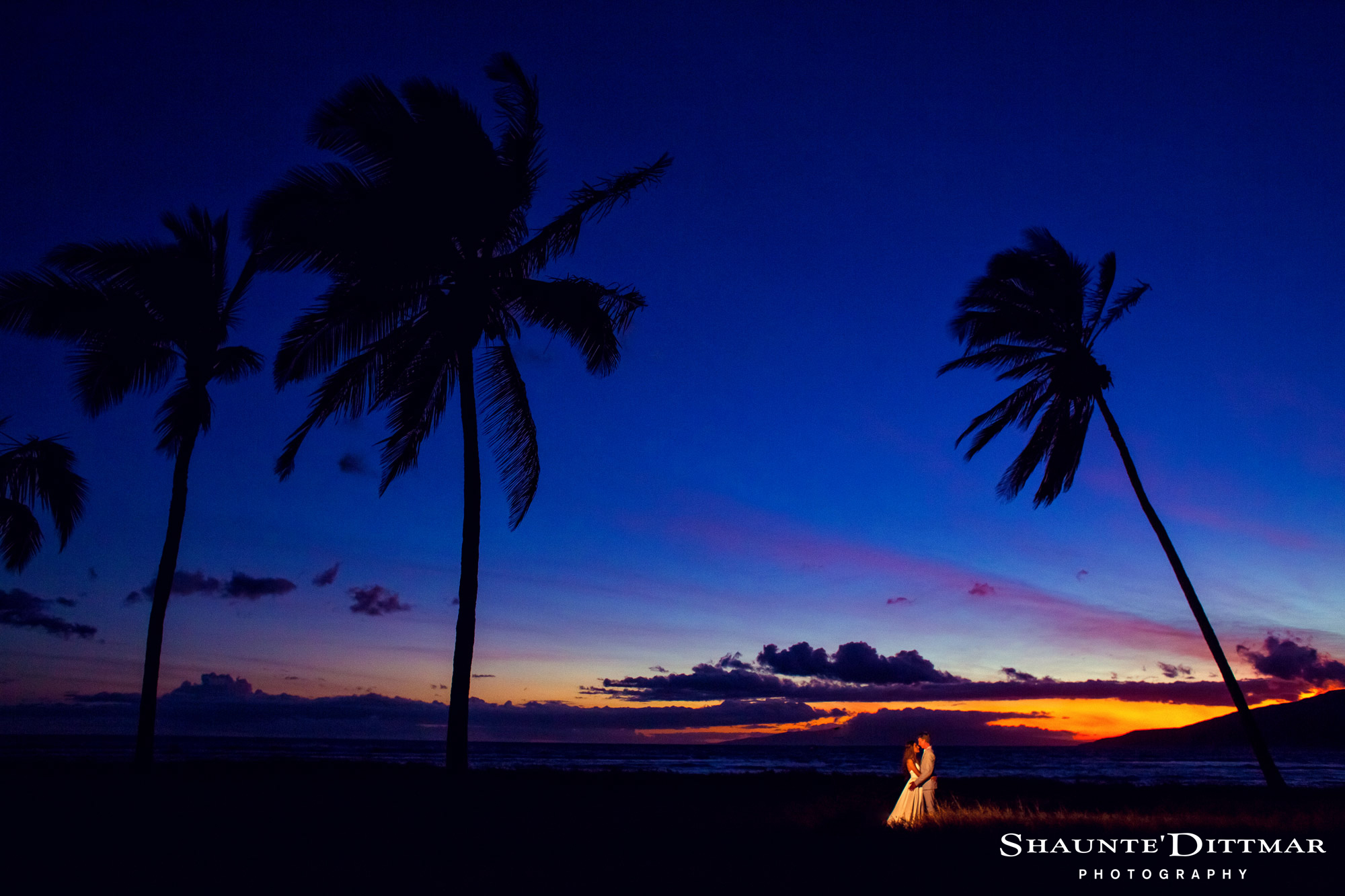 Kihei Maui Destination Wedding
