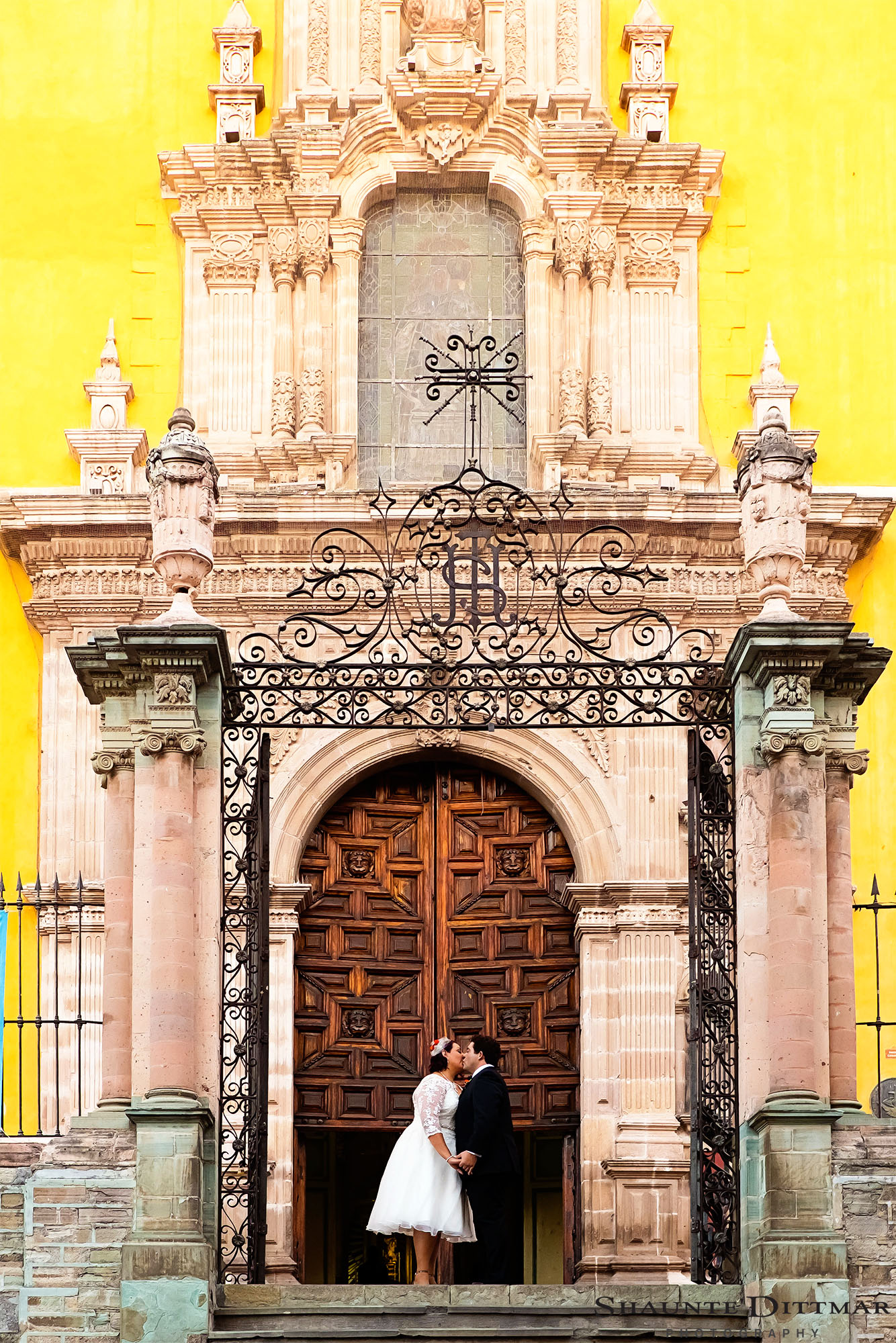 Guanajuato City Destination Mexico Wedding