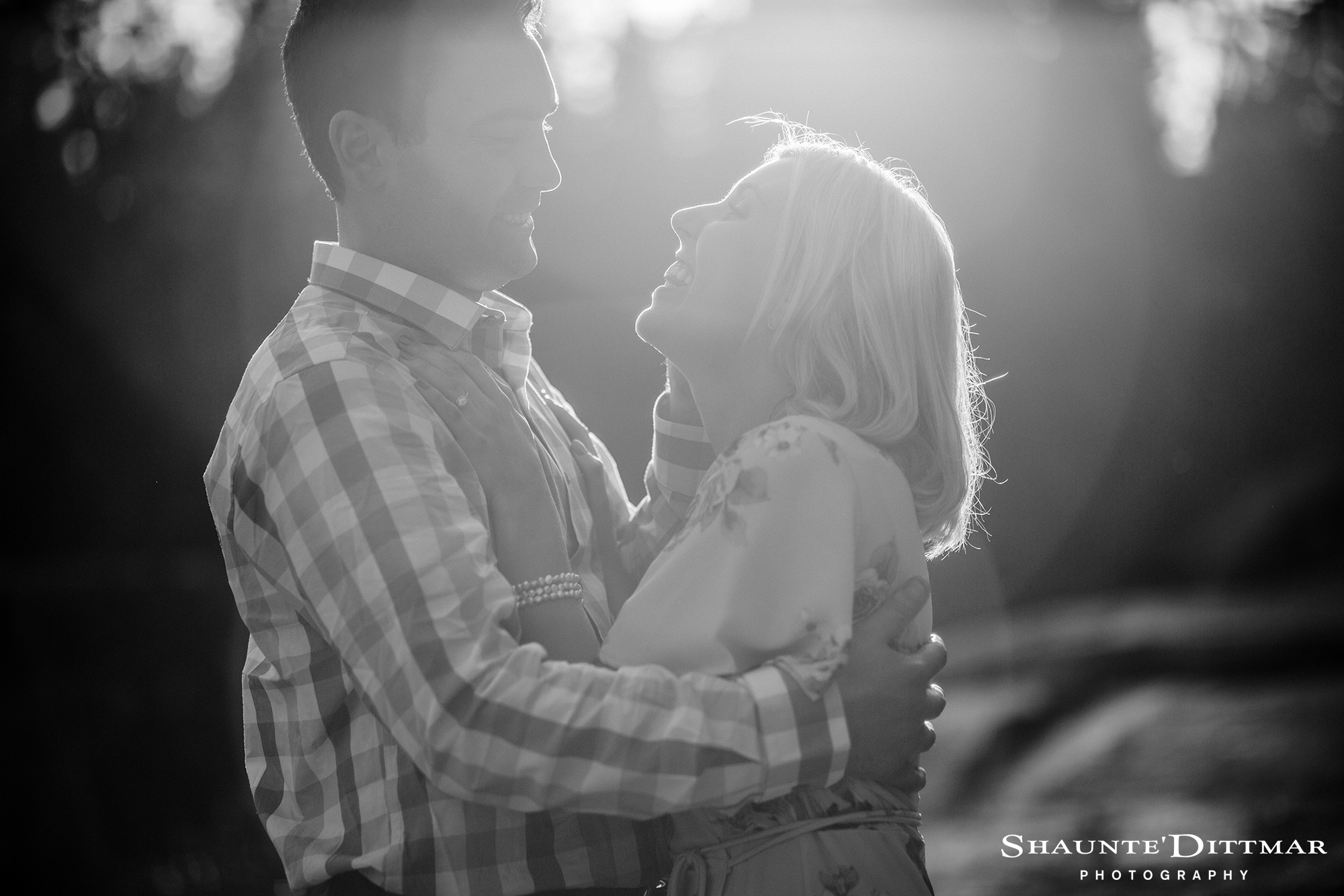 Shaver Lake Engagement