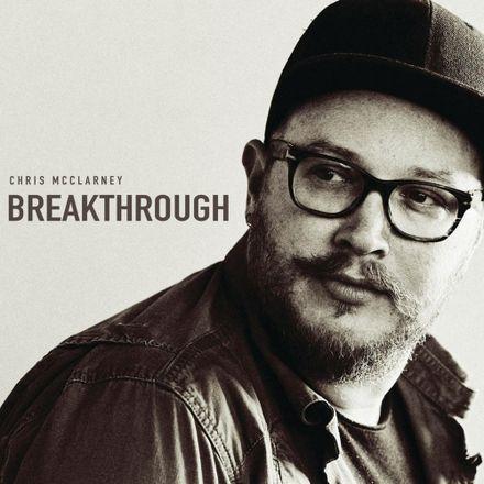 Chris McClarney Breakthrough album.jpg