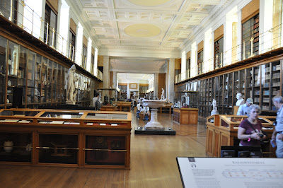 The Enlightenment Gallery was my favourite place in the whole museum - I could have spent days just in there.