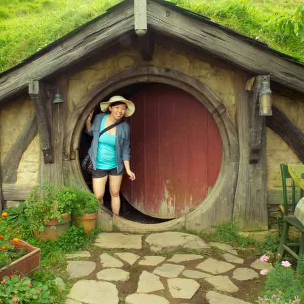 Hobbiton, Mata Mata, New Zealand