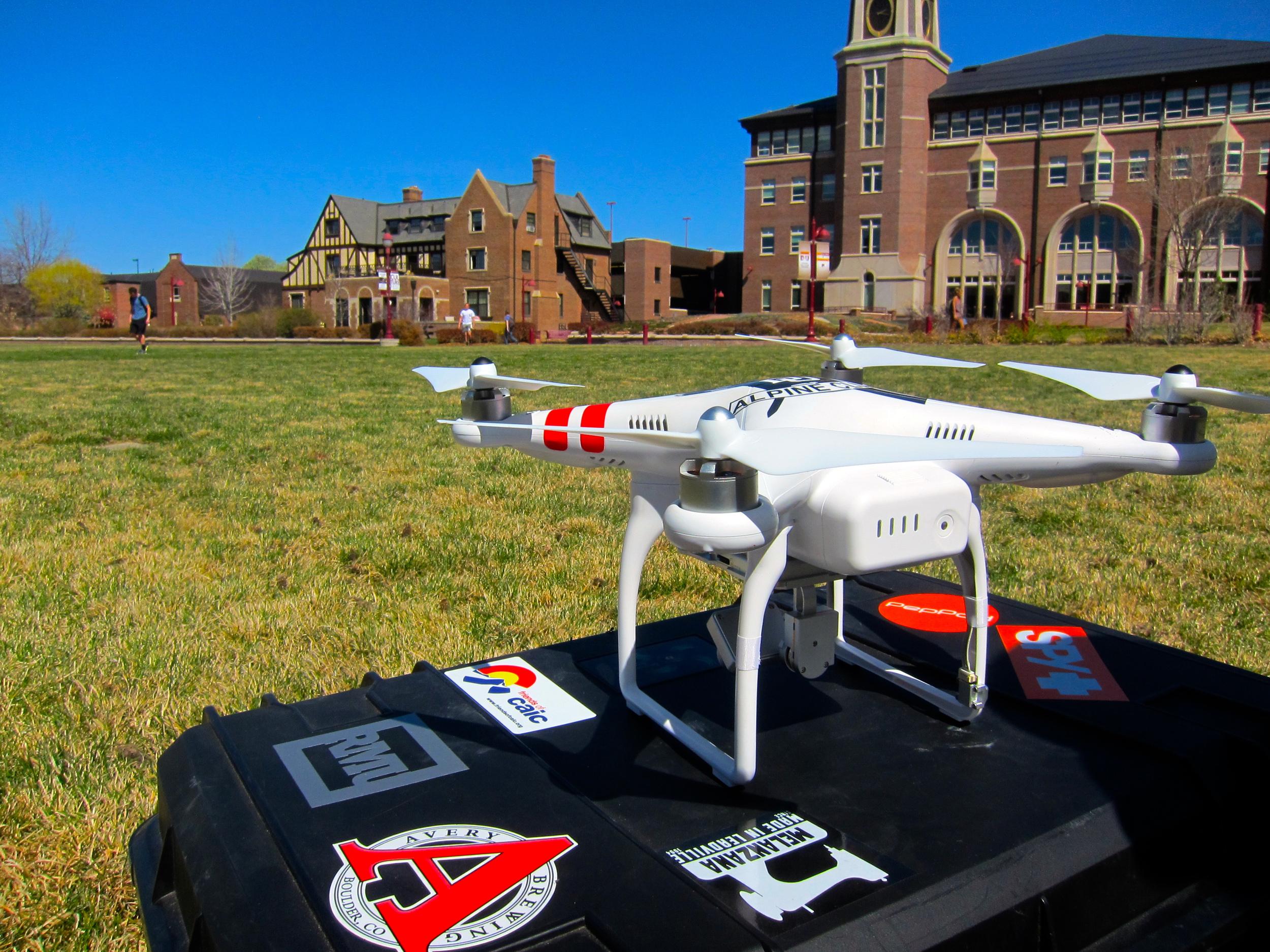 drone university of denver