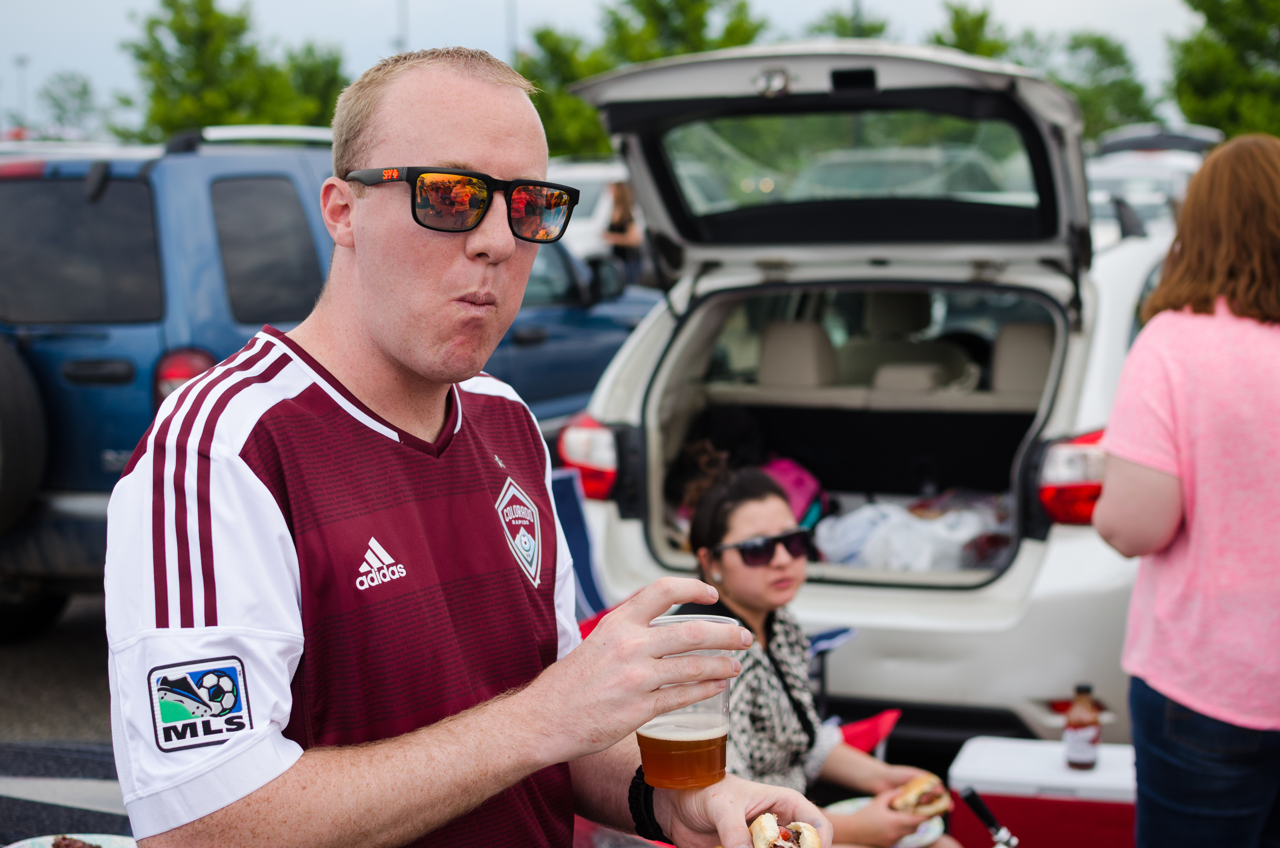 Rapids 4th of July Event 2015