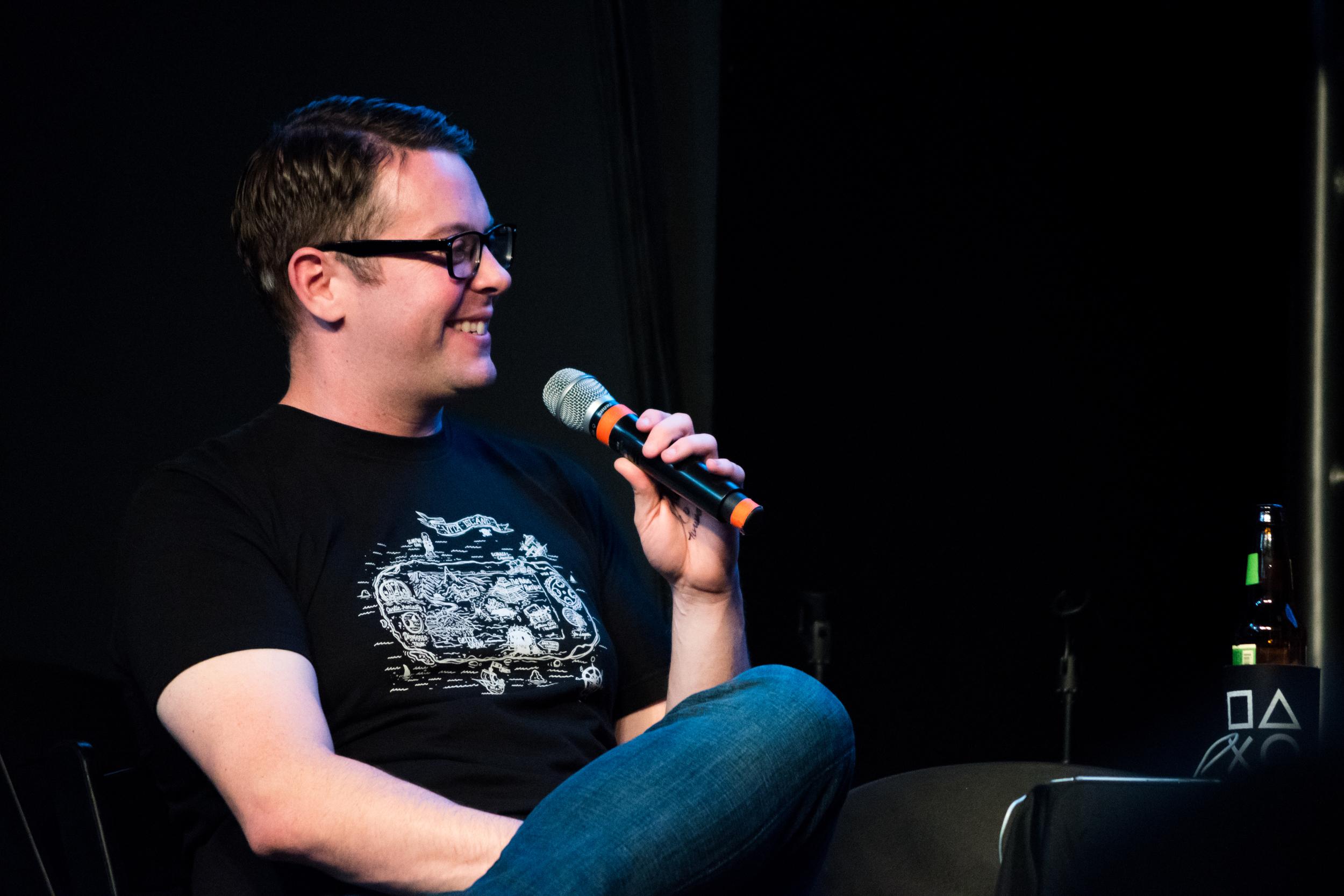 Greg Miller at PSILoveYouXOXO Live