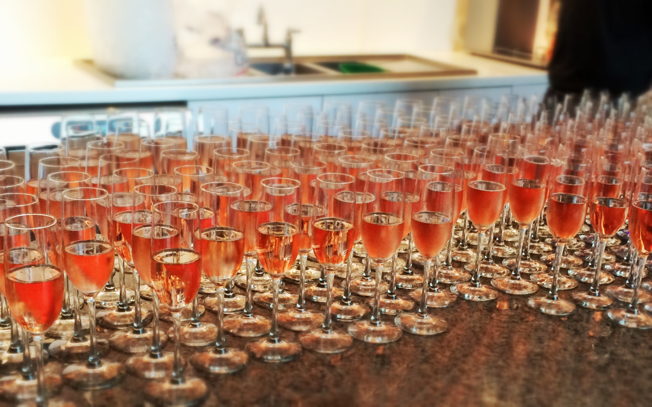 champagne for all!