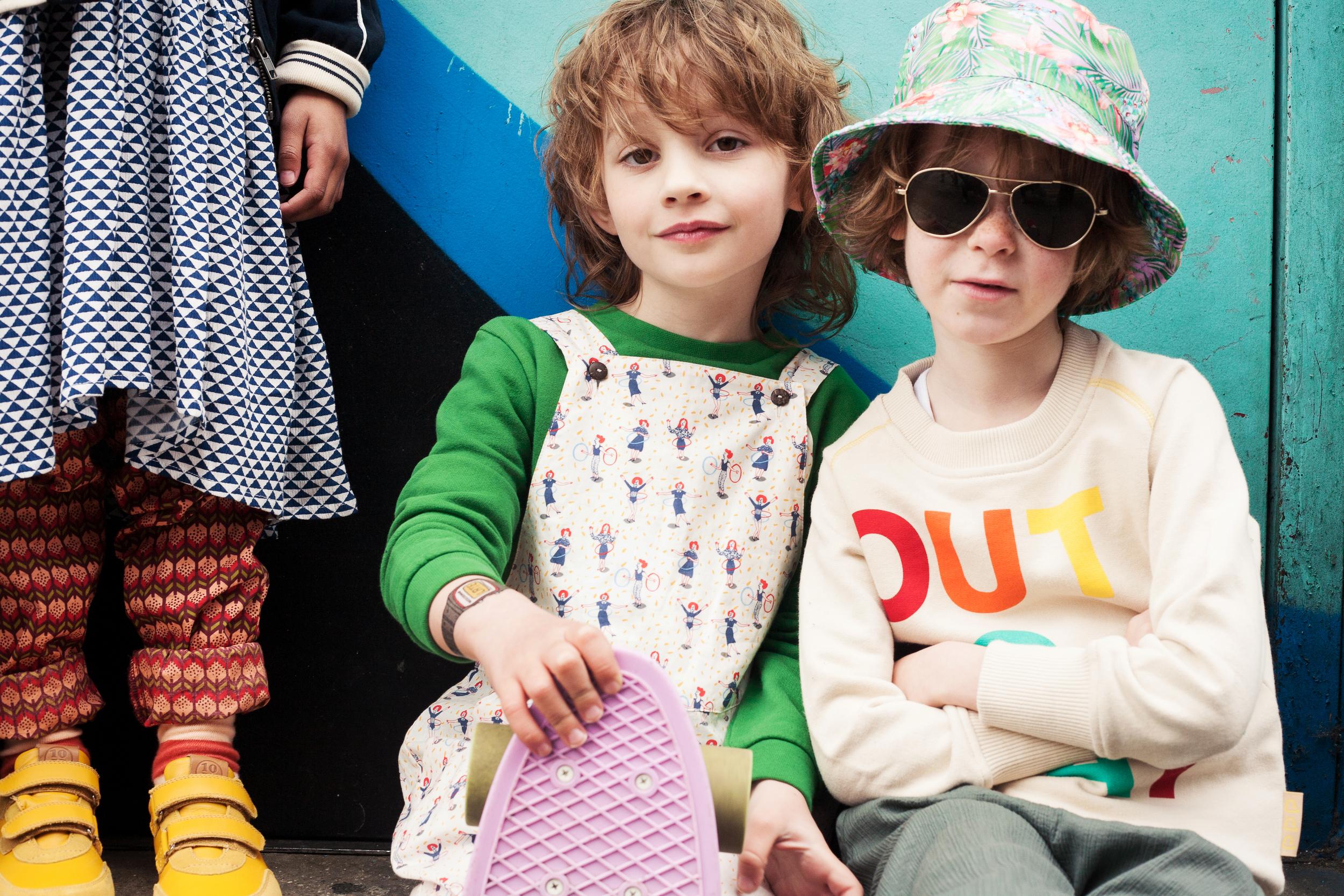 Doolittle Magazine June 2015: Unisex fashion