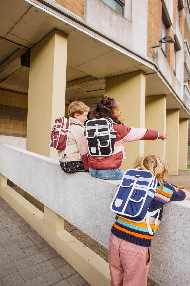 Goodordering bags SS18 campaign