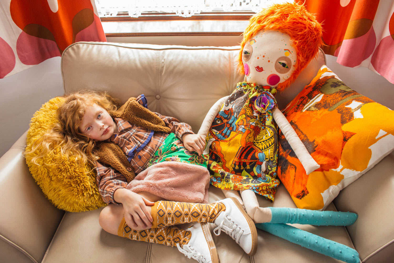 Doll Mummy, Hooligans Magazine, Sept 2018
