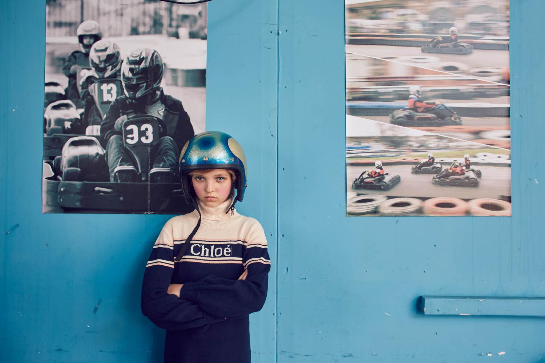 Baby Driver, Milk Korea, September 2019