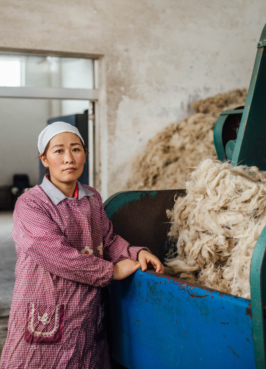 The journey of cashmere, Mongolia 2019