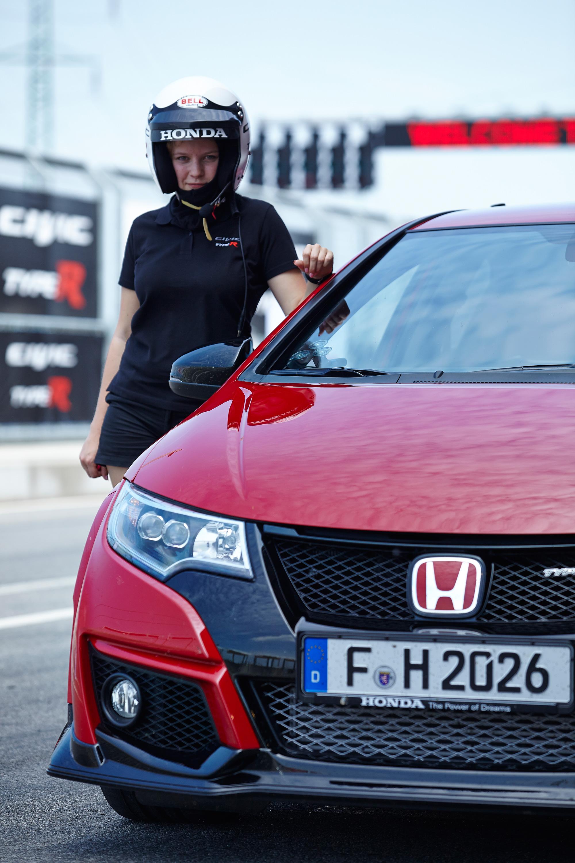 Honda Type R Slovakia PR Launch