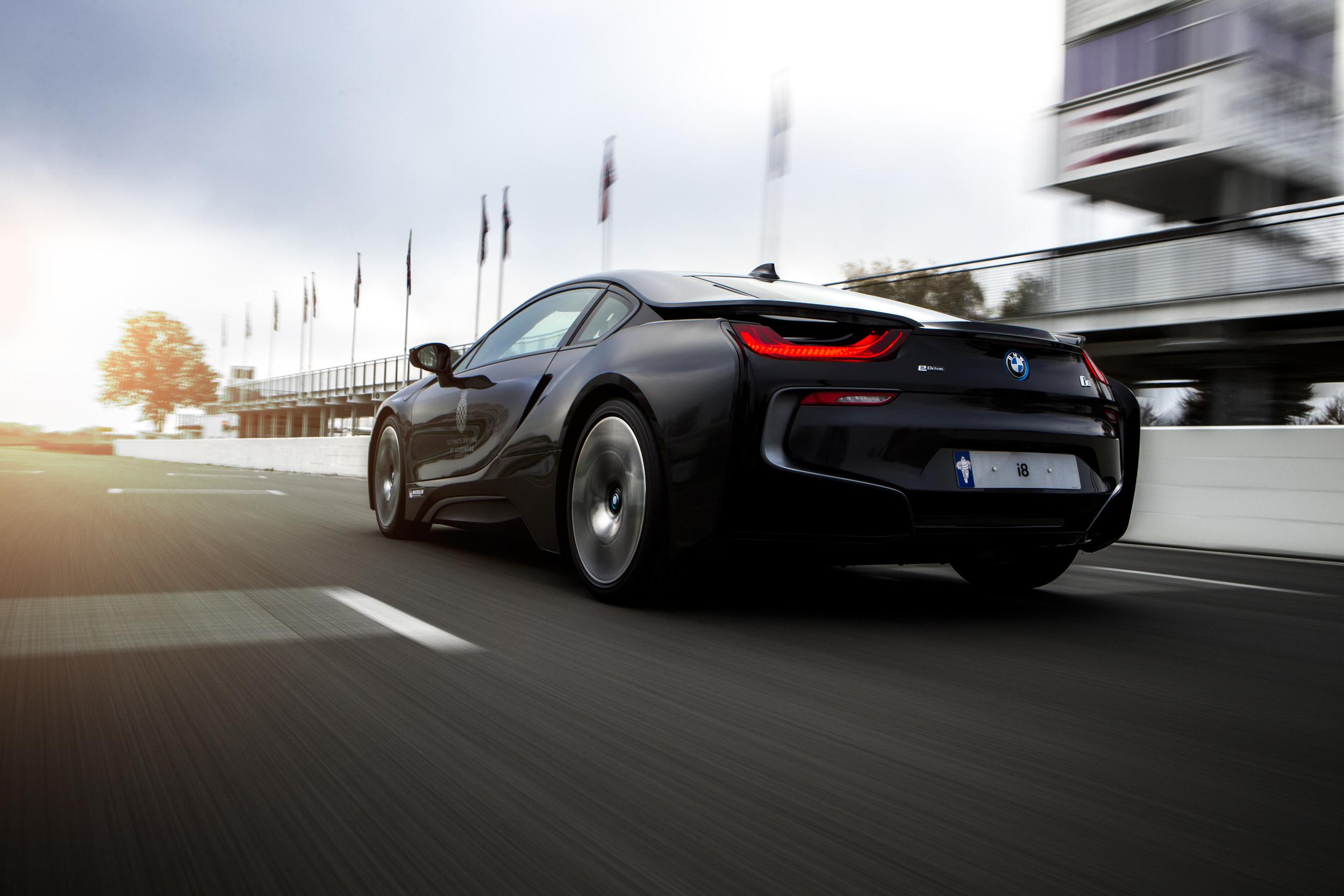 BMW i8 Rig Automotive Photography
