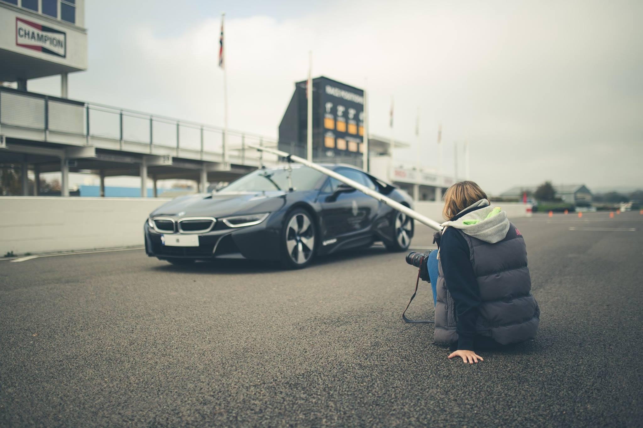 BMW Car Rig at Goodwood