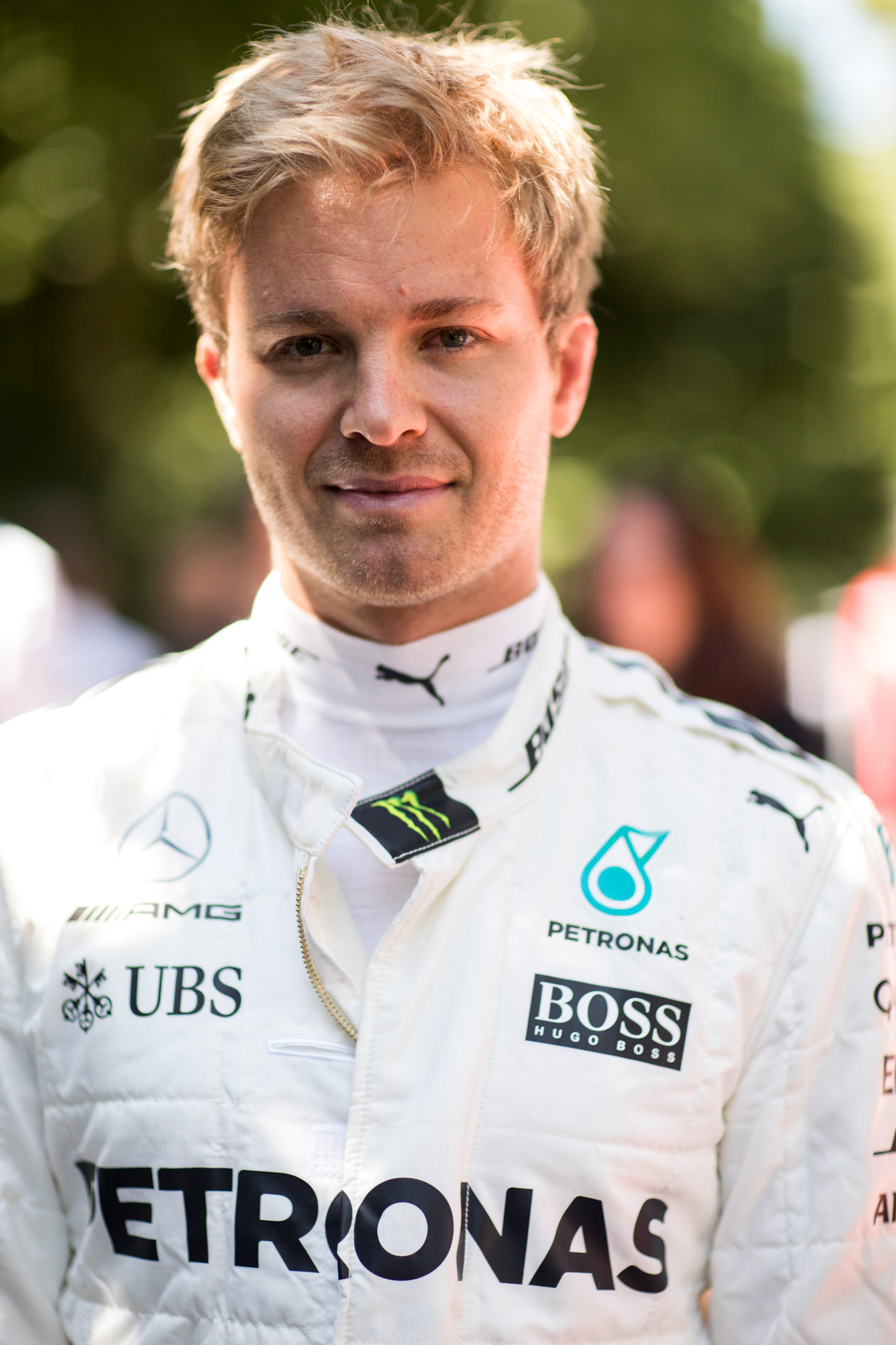nico rosberg f1 driver portrait from fos 2017