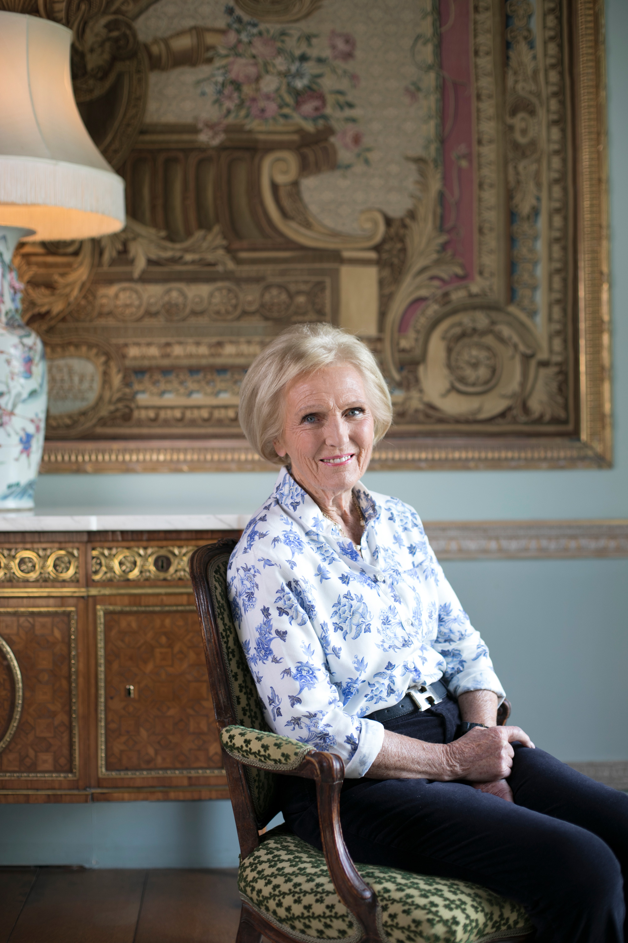 Mary Berry Country House Secrets Photography
