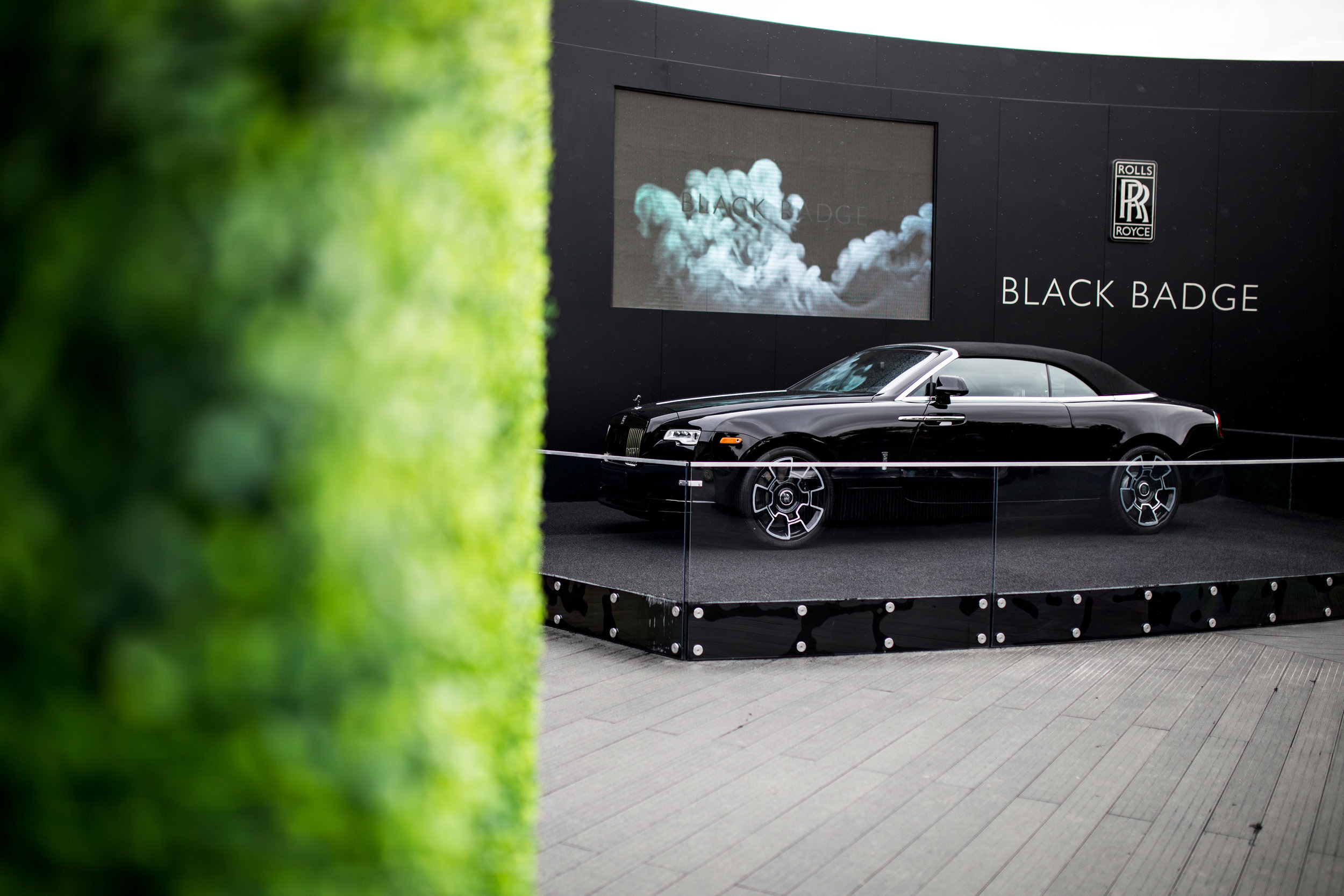 Rolls Royce Black Badge Dawn Automotive