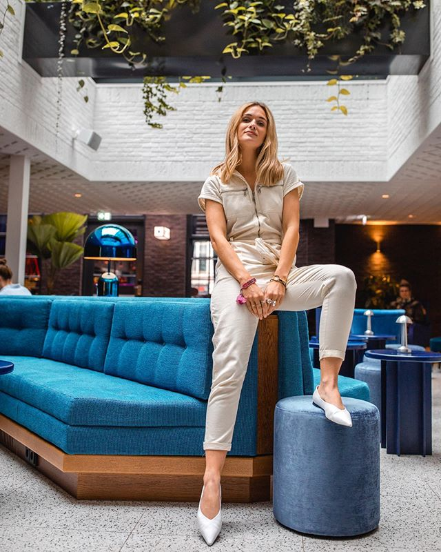 I started to write this caption with: What a week?!... and then I realised it's a Monday 🤦🏼‍♀️ * I have been chasing my tail somewhat his week, I have been working at Liberty, Amsterdam for @cunardline , @sofitellondon & at @thegrovehotel - I would say I am ready for a rest but I am actually so pumped for the next 5 days at Ascot! ✨Bring it on! * Drop me a DM if your attending. 🐎 * Here is the beautiful @naaomiross shot at @kimptondewitt @kimpton  _ #kimpton #luxuryhotel #luxurybranding #ascot #royalascot #fblogger #lifestylephotographer #londonphotographer #boutiqehotel #styleinspo #ootd #jumpsuit #instastyle #fashionphotographer #bloggerphotographer