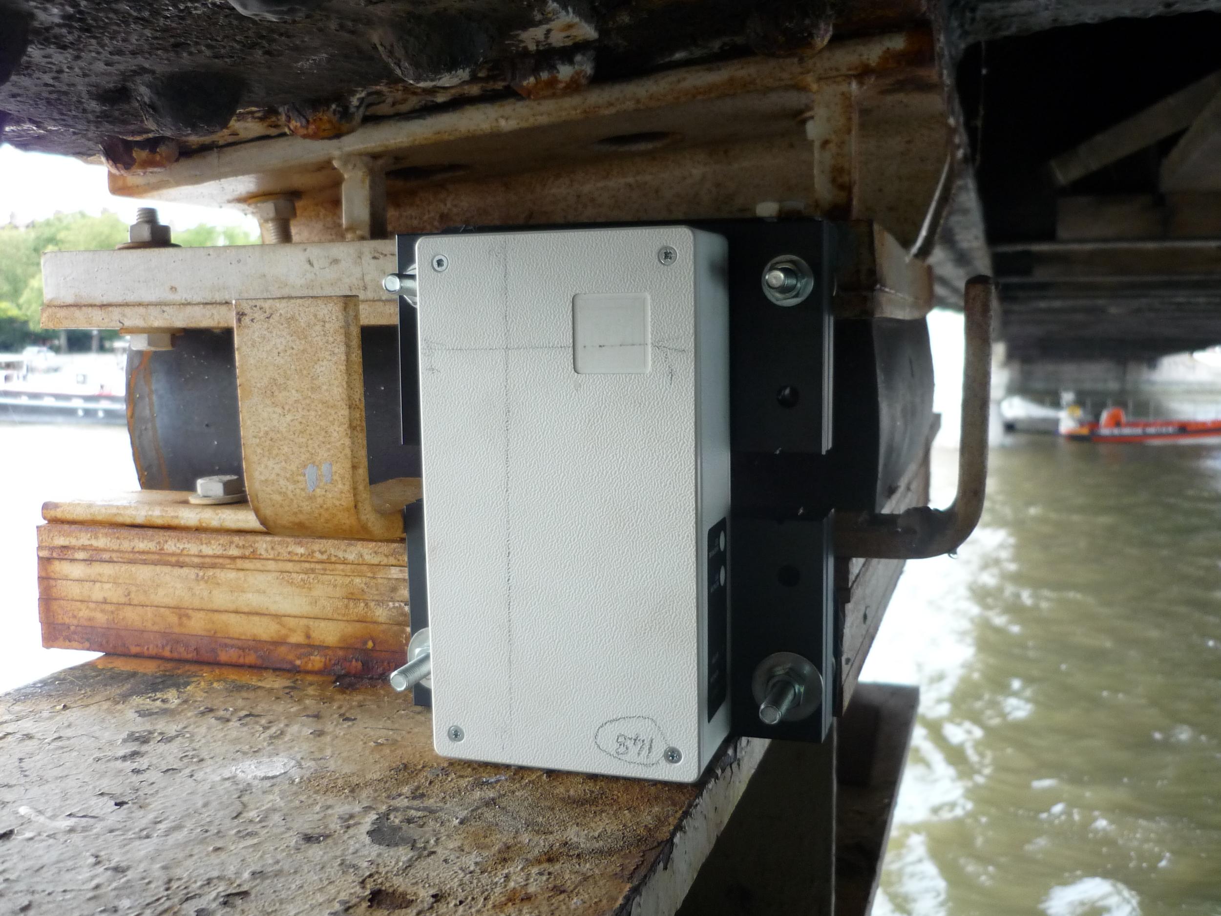 Bridge Joint Monitoring