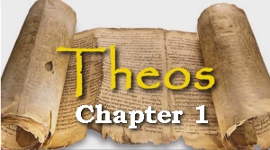 Theos series follows the  begotten Son belief throughout scripture and history.
