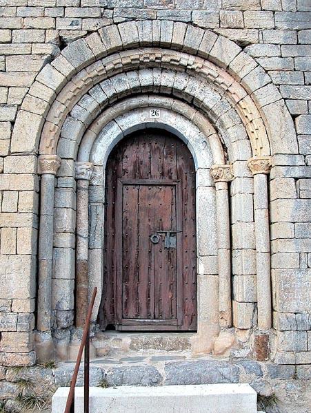 Església de Sta. Maria, Lleida, Spain. 12th Century