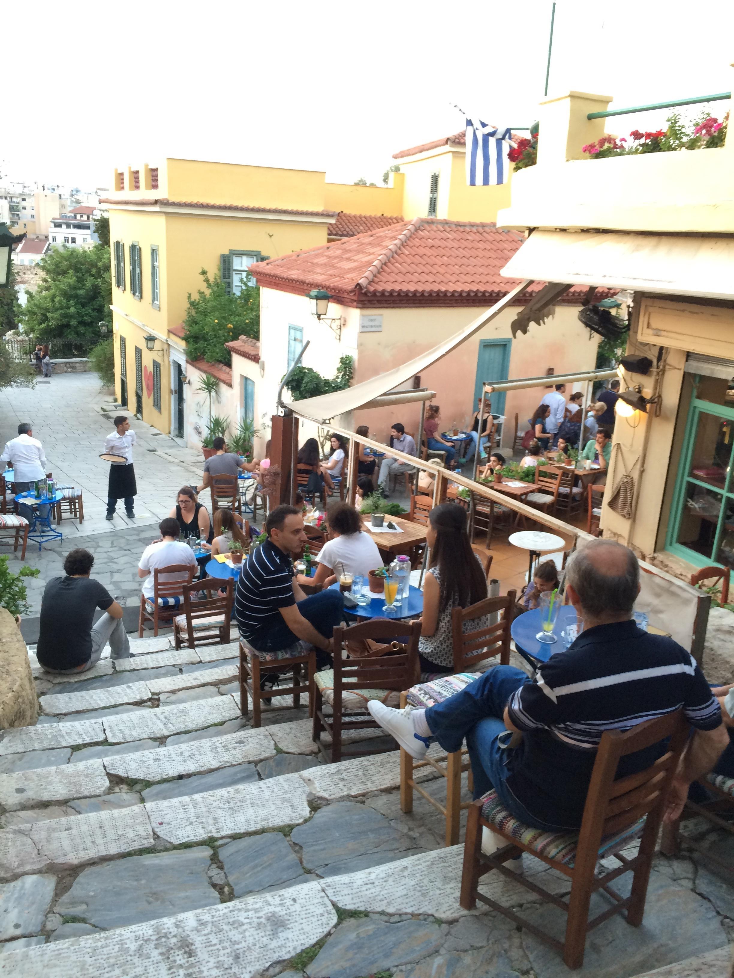Plaka, Athens - my restaurant