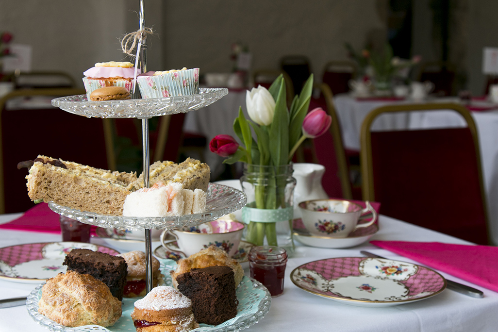 Mothering Sunday High Tea