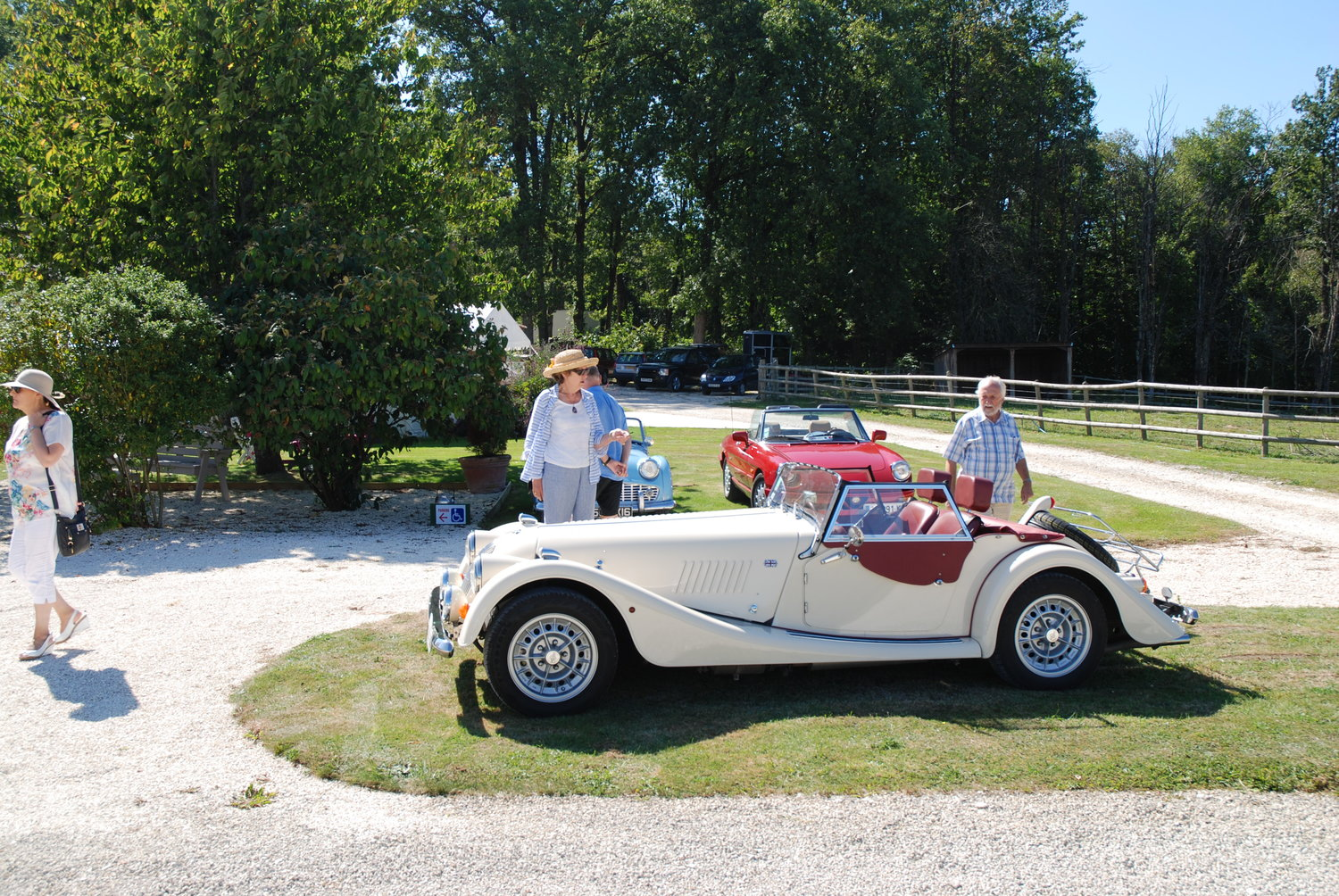 Sports Car & Enthusiasts Rally - September 2014
