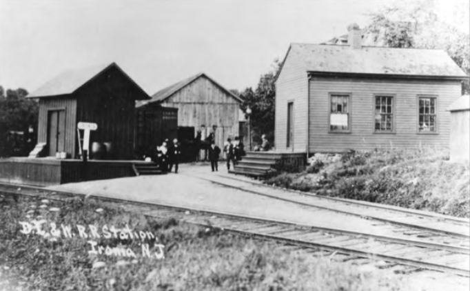 The Ironia Depot