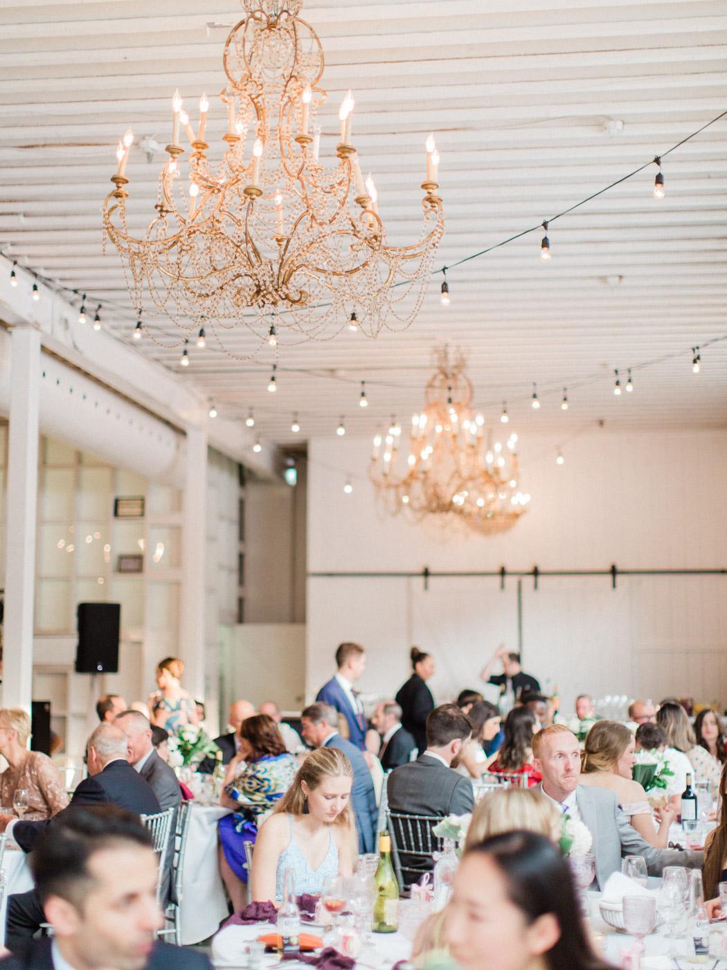 Downtown Toronto Berkeley Fieldhouse Wedding
