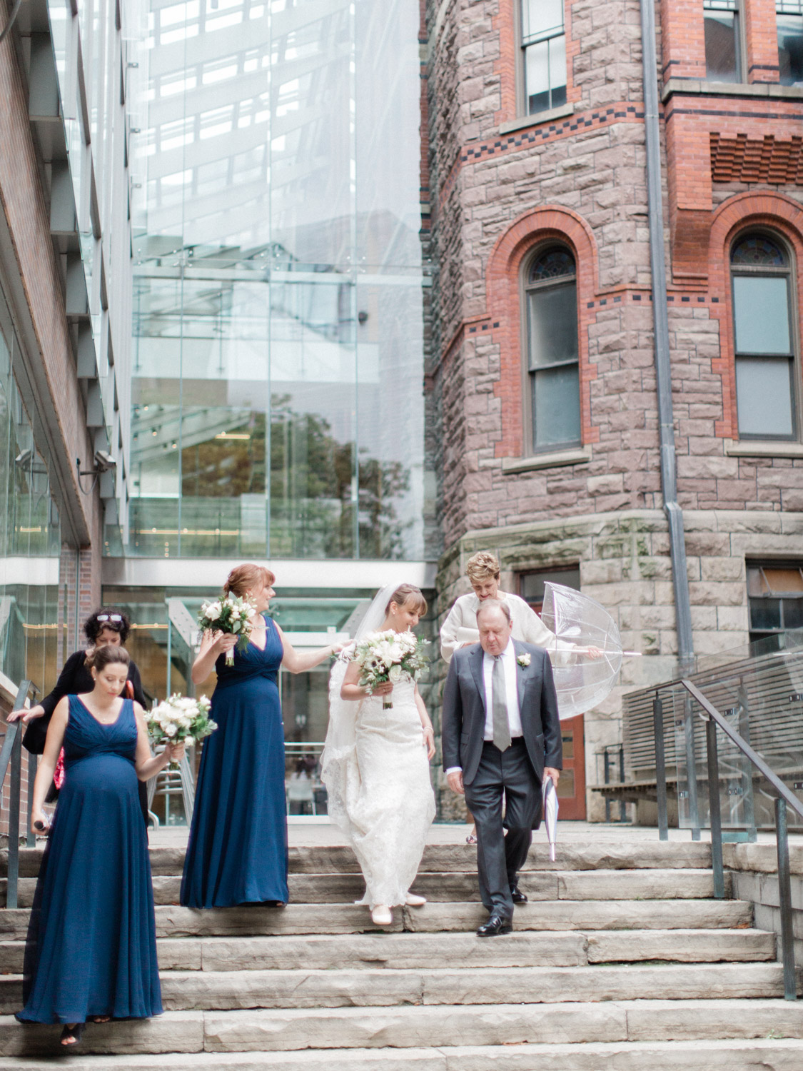 A music lover's wedding at the royal conservatory of music and trinity chapel, by Toronto wedding photographer corynn fowler photography