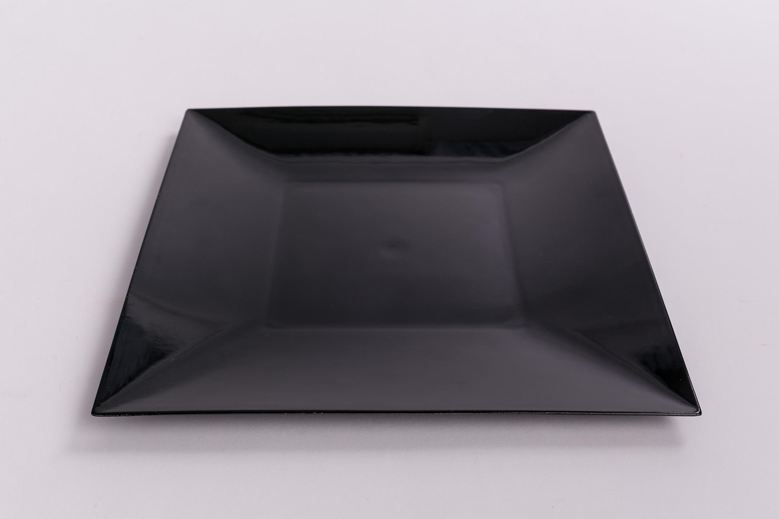 Square Classic Design - Black