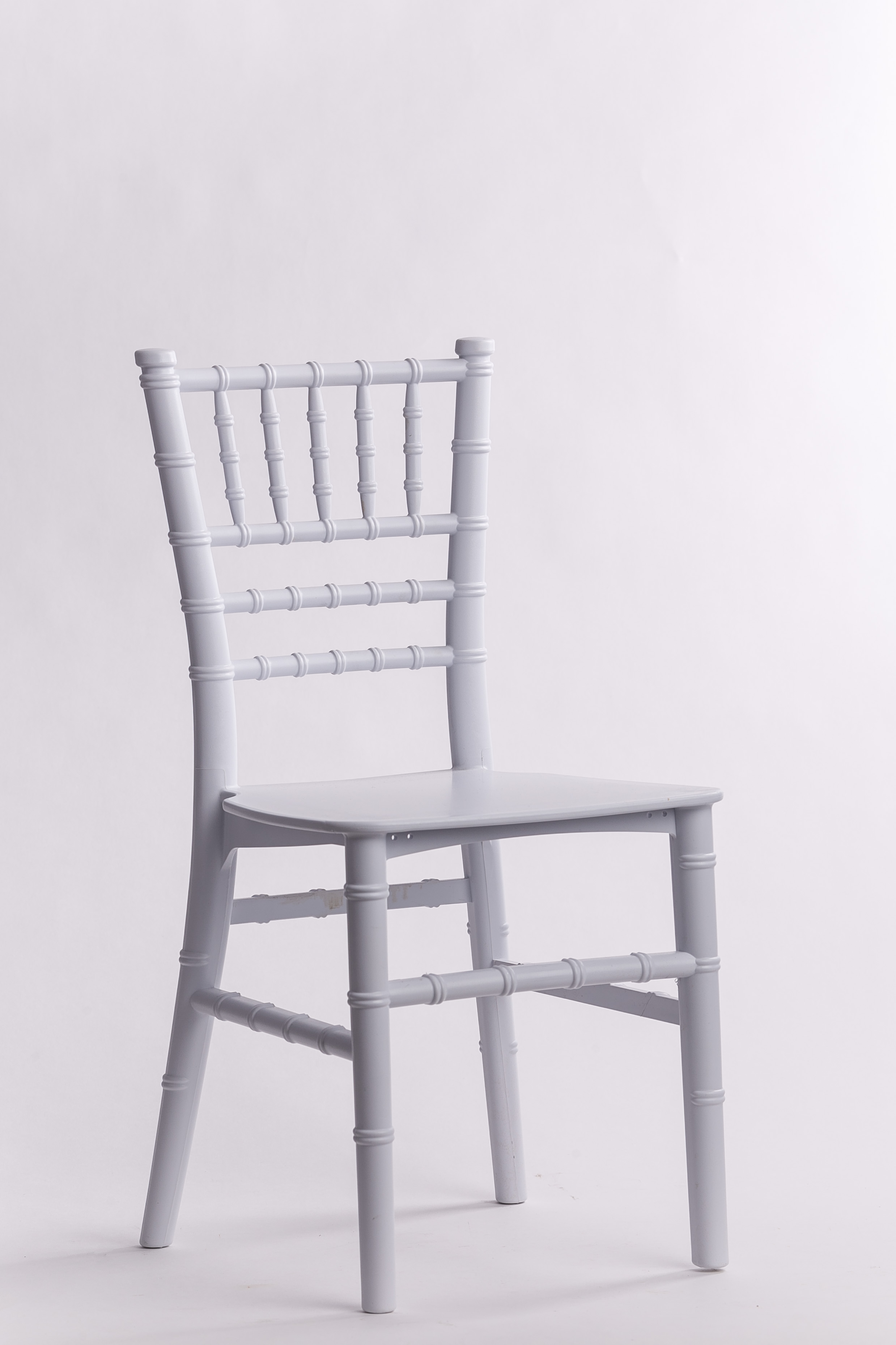 Kid's Tiffany Chair - White