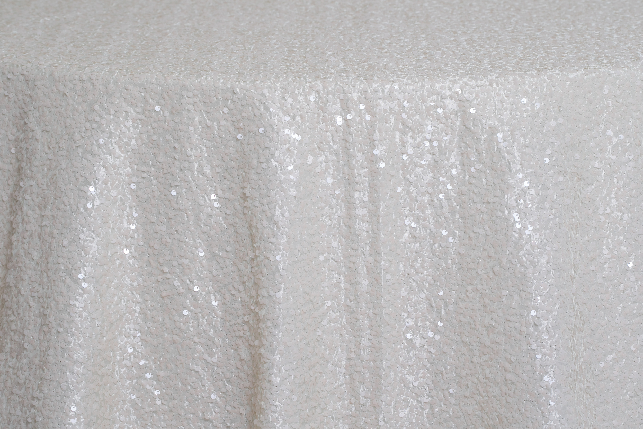 Sequins - Ivory
