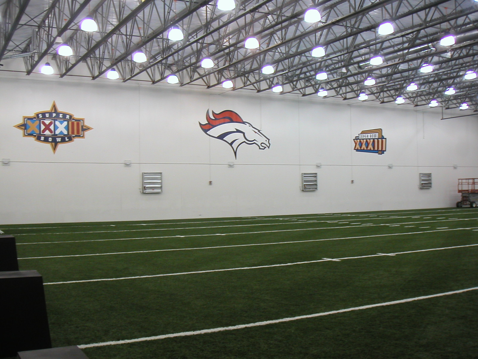 Denver Broncos Training & Conditioning Center