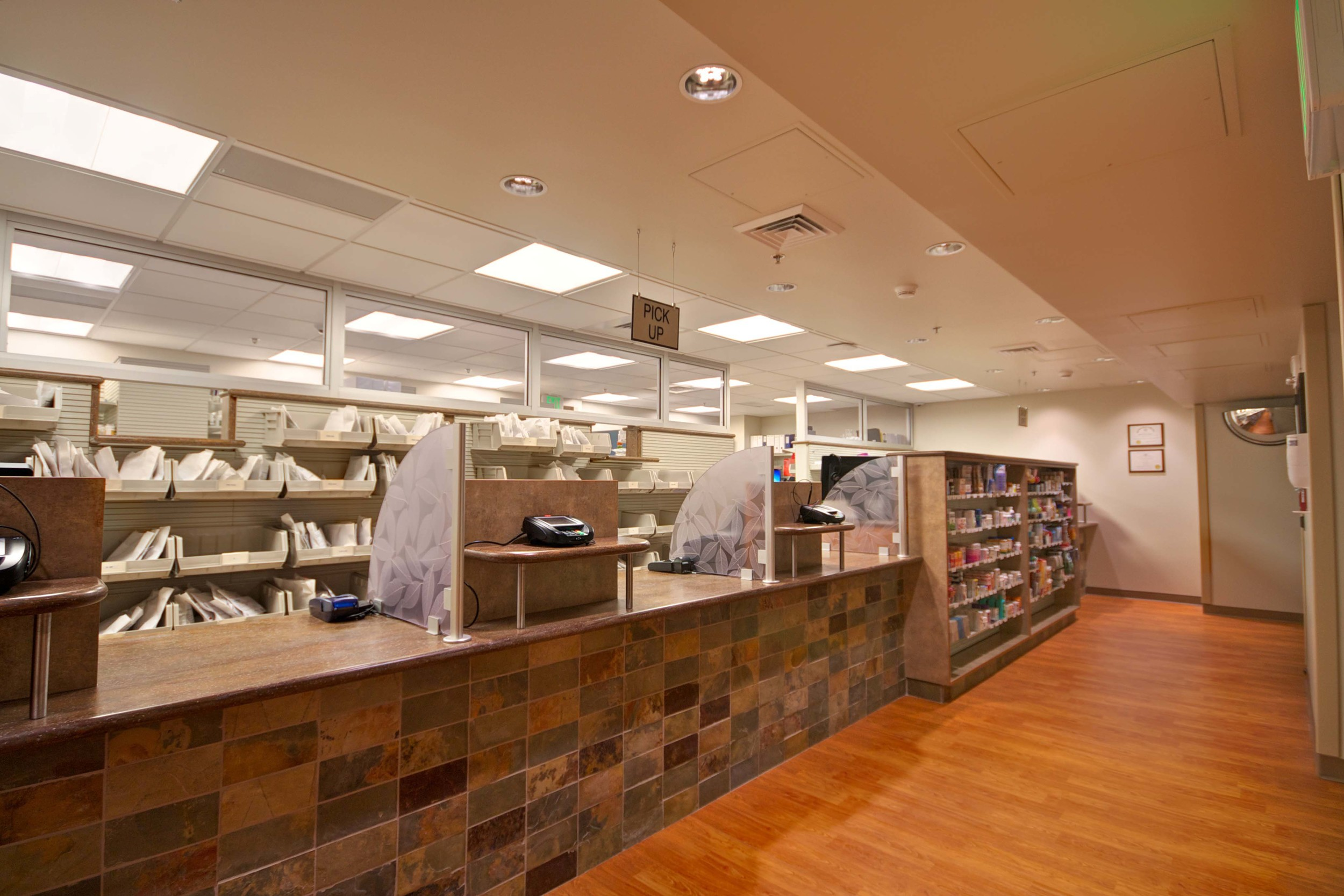 Memorial Hospital Pharmacy Remodel
