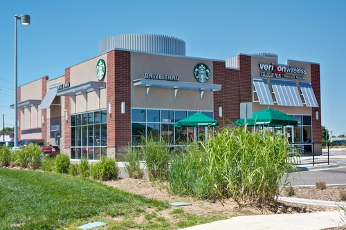 Starbucks Riverpoint